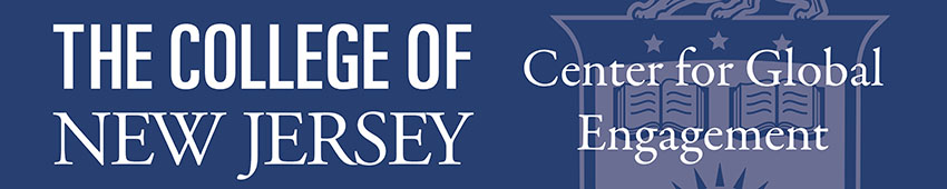 Center for Global Engagement - The College of New Jersey